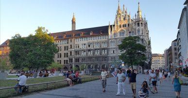 Munich street view