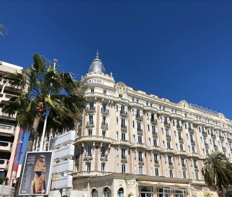Cannes Carlton view