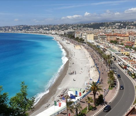 Nice: Promenade view